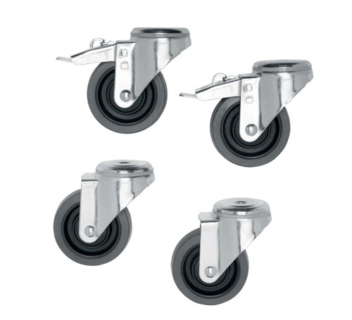 Vogels Connect-It Heavy Duty Swivel Casters (Set of 4)