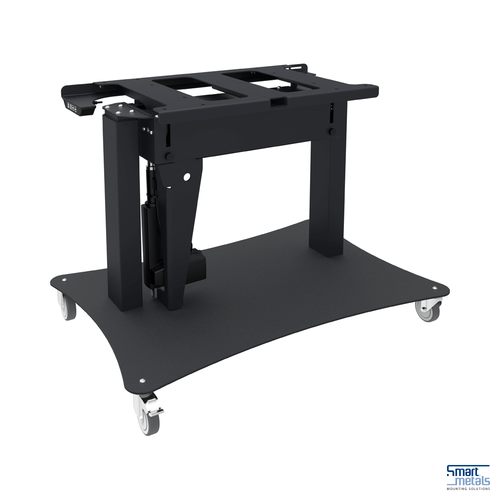 "SmartMetals Touch Table Motorised Mobile Trolley (Max 65"" / 60kg)"