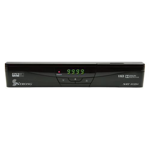 Strong SRT4922D+ DVBS-2 MPEG2/4 Satellite Receiver