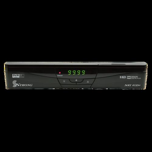 Strong SRT4922D+ DVBS-2 MPEG2/4 Satellite Receiver