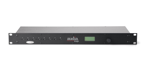 Biamp AudiaEXPI Expander 8 Mic/Line Inputs to CobraNet Output