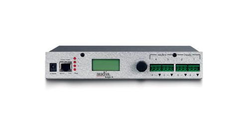 Biamp AudiaEXPI Mini Expander 4 Mic/Line Inputs to CobraNet Output