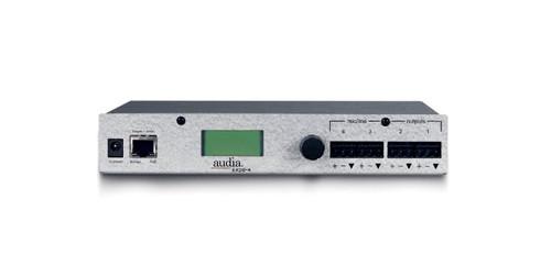 Biamp AudiaEXPI Mini Expander CobraNet Input to 4 Mic/Line Outputs