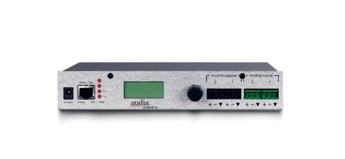Biamp AudiaEXPI Mini Expander 2 Mic/Line Inputs & Outputs to CobraNet Output