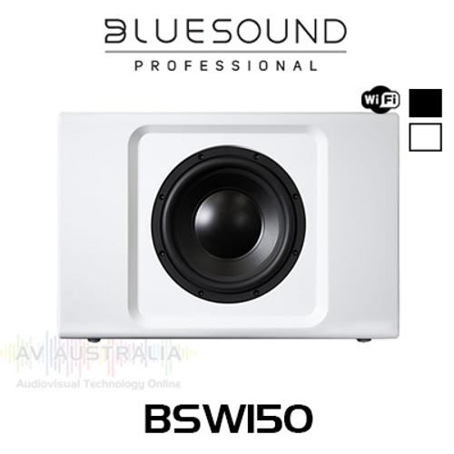 "Bluesound BSW150 8"" Network Powered Subwoofer (Each)"