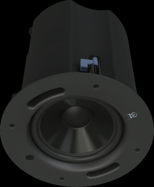 "Origin Acoustics Commercial PCSUB8 8"" 70/100V In-Ceiling Subwoofer"