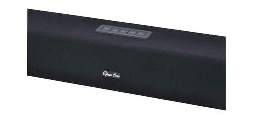 "Opus One Soundbar with 8"" Wireless Subwoofer"