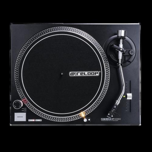 Reloop RP-1000 MK2 Belt Drive DJ Turntable