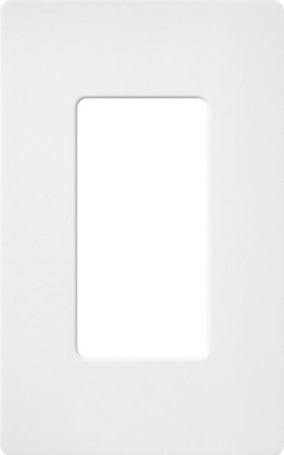 Lutron Pico 1/2/3 Openings Screwless Designer Plastic Wallplates