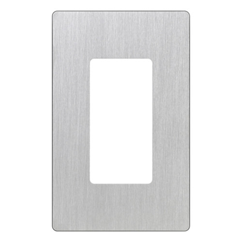 Lutron Pico 1/2/3 Openings Stainless Steel Wallplates