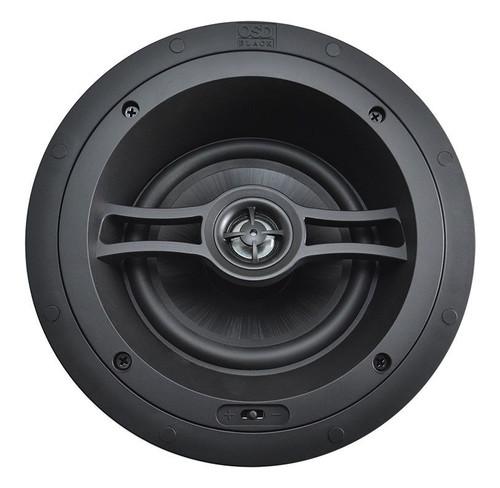 "OSD Black R62A 6.5"" Performance 15° Angled In-Ceiling Speaker (Each)"