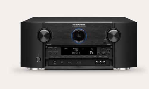 Marantz SR7015 9.2 8K IMAX Enhanced AV Receiver with Auro 3D Sound & HEOS Built-In