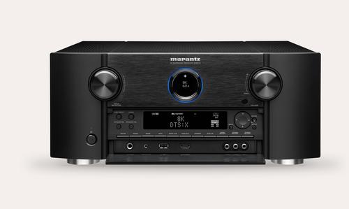Marantz SR8015 11.2 8K IMAX Enhanced AV Receiver with Auro 3D Sound & HEOS Built-In