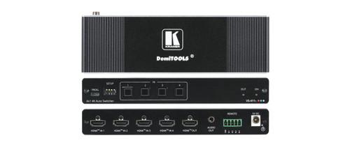 Kramer VS-411X 4x1 4K60 HDR 4:4:4 HDMI Auto Switcher