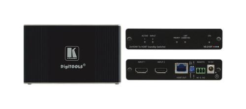 Kramer VS-21DT 2x1 4K60 4:2:0 HDMI Auto Switcher over HDBaseT
