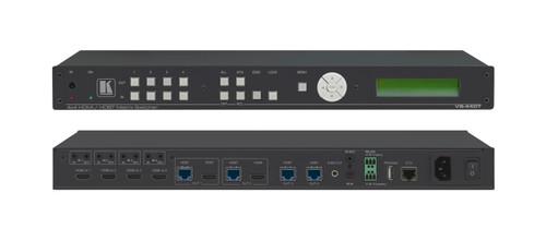 Kramer VS-44DT 4x4 4K60 HDMI/HDBaseT PoE Matrix Switcher (100m)
