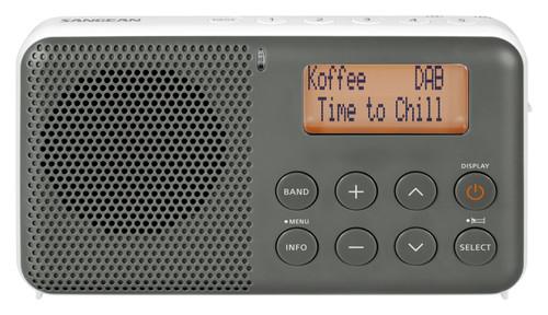 Sangean DPR-64 DAB+ / FM-RDS Portable Digital Radio