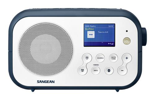 Sangean DPR-42BT DAB+ / FM-RDS / Bluetooth Color Screen Portable Digital Radio