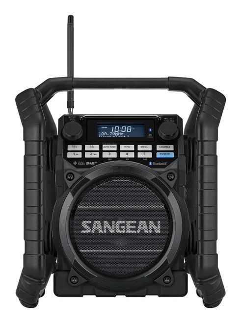 Sangean U4DBT DAB+ / Bluetooth / USB Rugged Portable Digital Radio