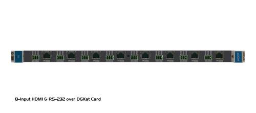 Kramer I/O Cards For VS-6464DN-EM 64x64 Modular Matrix Switcher