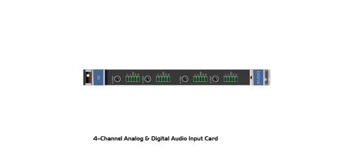 Kramer I/O Cards For VS-3232DN-EM 32x32 Modular Matrix Switcher