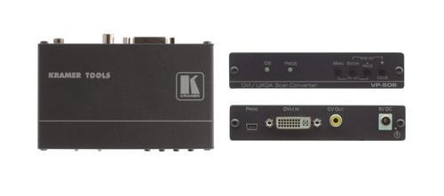 Kramer VP-506 DVI to Composite Video Scaler