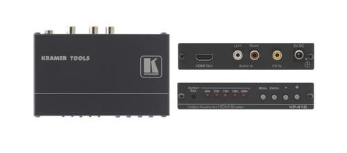Kramer VP-410 Composite Video to HDMI Scaler