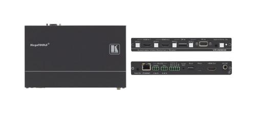 Kramer VP-429H2 4K 2x HDMI / DP / VGA to HDMI Scaler / Switcher