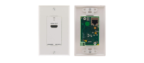 Kramer WP-572 1080p HDMI Over PoC DGKat Wallplate Receiver (70m)