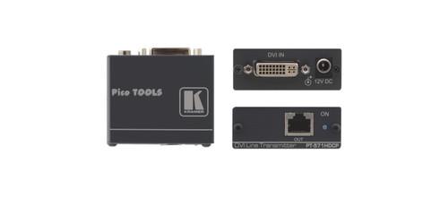 Kramer PT-571HDCP DVI Over PoC DGKat Transmitter (70m)