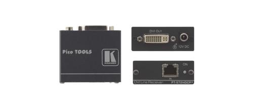 Kramer PT-572HDCP+ DVI Over PoC DGKat Receiver (70m)