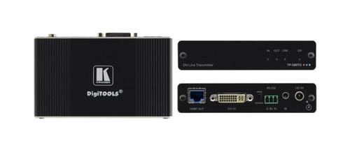 Kramer TP-580TD 4K60 DVI Over HDBaseT Transmitter With RS-232 & IR (40m)