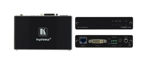 Kramer TP-580RD 4K60 DVI Over HDBaseT Receiver With RS-232 & IR (40m)
