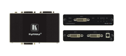 Kramer VM-2D 1:2 4K60 4:2:0 DVI Distribution Amplifier