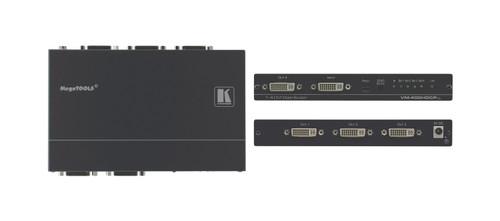 Kramer VM-400HDCPxl 1:4 4K60 4:2:0 DVI Distribution Amplifier