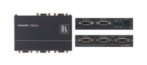 Kramer VP-400K 1:4 VGA Distribution Amplifier