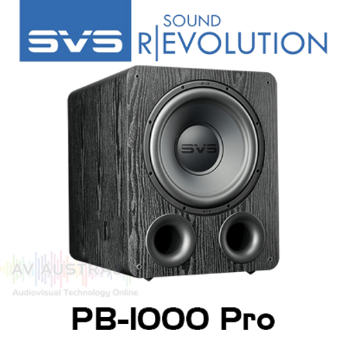 """SVS PB-1000 Pro 12"""" Ported Subwoofer"""