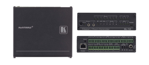 Kramer SL-12 21-Port Serial, IR & Relay, Ethernet Room Controller