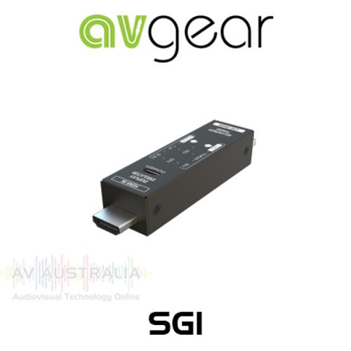 AVGear Mini HDMI Signal Generator & Display Emulator