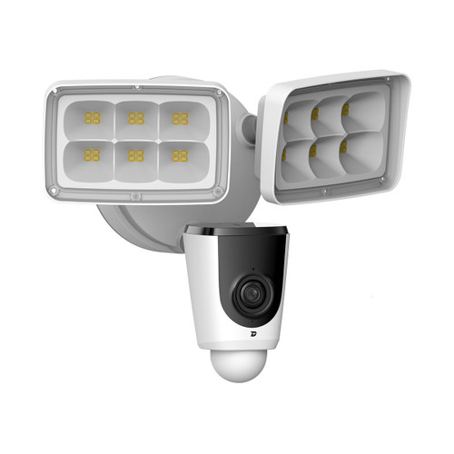 IC Realtime 2MP 1080P WiFi Outdoor Floodlight Camera