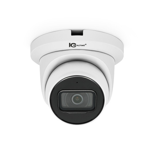 IC Realtime 2MP 1080P 2.8mm Lens Outdoor PoE Dome Network Camera