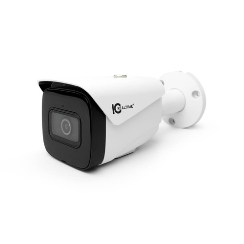 IC Realtime 2MP WDR 1080P 2.8mm Lens PoE Mini Bullet Network Camera