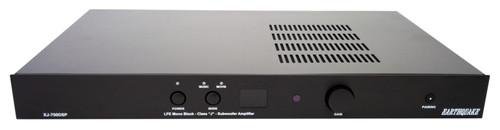 EarthQuake XJ-700DSP 700W Mono Block Amplifier