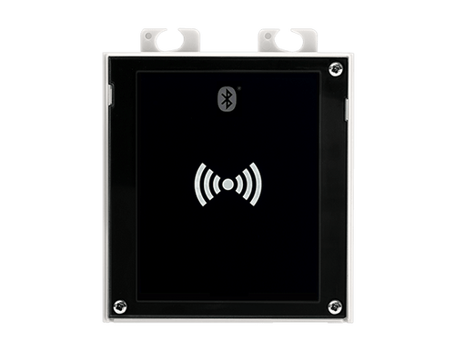 2N IP Verso Bluetooth & RFID Reader (125kHz, 13.56MHz, NFC) Module