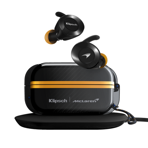 Klipsch T5 II True Wireless Sport McLaren Edition Earphones