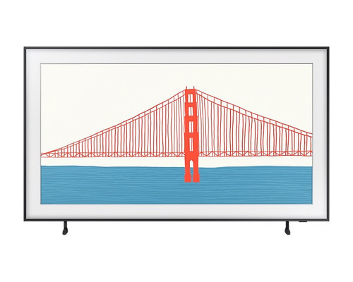 """Samsung The Frame 4K QLED Smart TVs (43"""", 50"""", 55"""", 65"""", 75"""")"""