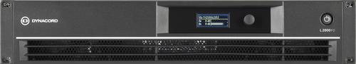 Dynacord L2800FD 2 x 1400W FIR Drive DSP Power Amplifier