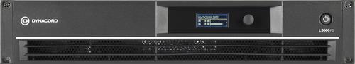 Dynacord L3600FD 2 x 1800W FIR Drive DSP Power Amplifier
