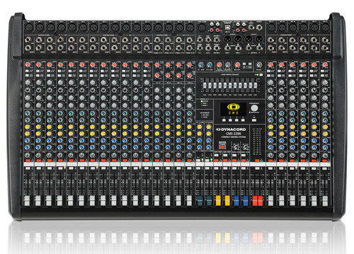 Dynacord CMS 2200-3 22-Channel Mixer