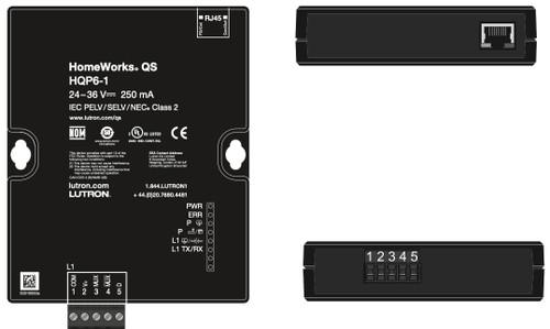 Lutron HomeWorks QS 1-Link Processor